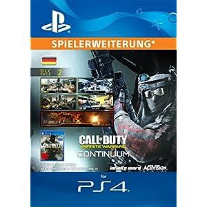 Call of Duty: Infinite Warfare DLC 2: Continuum Edition DLC [PS4 Download Code – deutsches Konto]