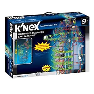 K'Nex Motorized Madness Ball Machine