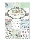 Shopaholic A5 Size Home To Nest Craft pa...