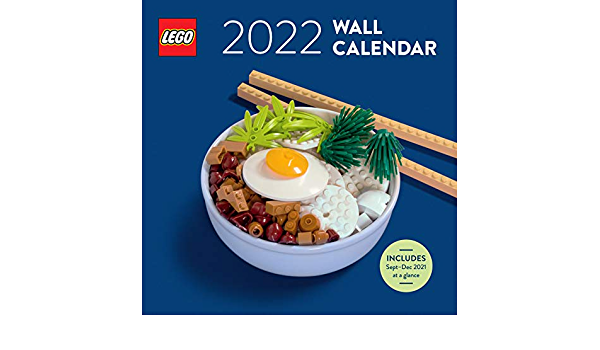 Lego October 2022 Calendar.Buy Lego 2022 Wall Calendar Book Online At Low Prices In India Lego 2022 Wall Calendar Reviews Ratings Amazon In