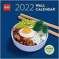 Lego November 2022 Calendar.