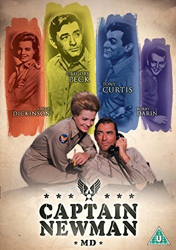 Captain Newman M.D. [DVD] by Gregory Peck