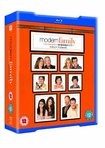 Modern Family - Season 1-3 [Blu-ray]