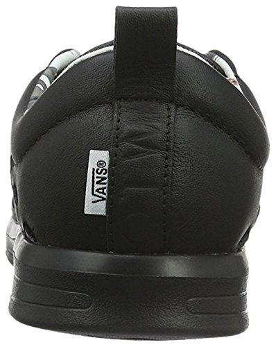 Vans Mens Tesella Sneaker Black