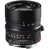 Leica Summilux-M 50 mm f/1.4 ASPH. Objectif Noir
