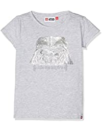 Lego Wear Lego Girl Star Wars Tallys 353, T-Shirt Fille