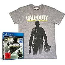 Call of Duty: Infinite Warfare - Legacy Edition inkl. T-Shirt, Größe M (exkl. bei Amazon.de) - [PlayStation 4]