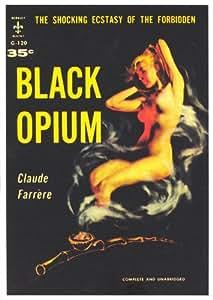 Black Opium Affiche du film Poster Movie Opium noir (11 x 17 In - 28cm x 44cm) Retro Book Cover