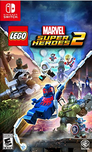 OES 2 - LEGO MARVEL SUPERHEROES 2 (1 Games) ()
