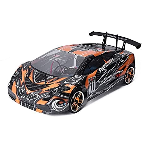 HSP Rc Car 1/10 Scale Models 4wd Electric Power Brushless On Road Racing Drift Car 94123PRO High Speed Hobby Remote Control