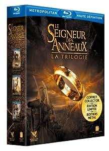 Le Seigneur des Anneaux - La trilogie [Édition Limitée et Numérotée]