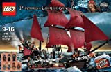 LEGO Pirates of the Caribbean 4195 - Queen An...Vergleich