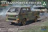 TAKOM TAK2014 - 1/35 T3 Transporter Truck