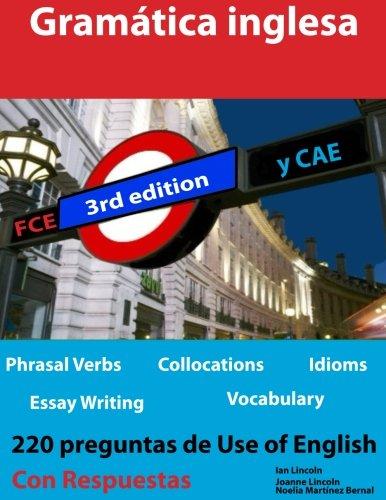 Gramatica Inglesa para FCE B2 y CAE C1