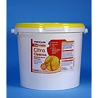 Perline mano aspirapolvere industriale–4x 5L citracleanse–Citrus Scented Pasta Lavamani
