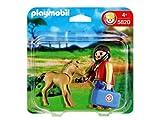 Playmobil Duo Pack Veterinaria + Potro