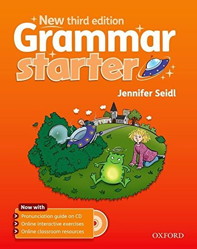 Grammar: Starter: Student's Book with Audio CD by Jennifer Seidl (2011-04-21)