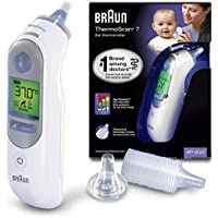 BRAUN ThermoScan 7 Thermomètre - IRT6520