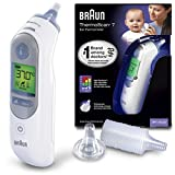 Image of Braun ThermoScan 7 Infrarot Ohrthermometer IRT6520