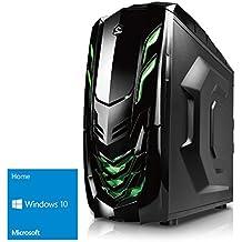 Kiebel [184118] - Gamer PC mit AMD FX-8370 8x4,0GHz   16GB DDR3-1866 HyperX   2TB SATA3   nVidia GeForce GTX 1080 8GB GDDR5X   ASUS   USB3.0   DVD   HD-Sound   LAN   600W   Windows 10