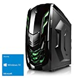 Kiebel [184233] Gamer PC Intel Core i7-7700K (4x4.2GHz) | 16GB DDR4-2666 | 512GB M.2 SSD + 2TB HDD | nVidia GeForce GTX 1080 8GB GDDR5X | ASUS Strix Z270F GAMING | Win10 | Computer