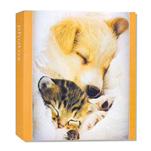 Fotoalbum Pet Club A Taschen 100Fotos 11x 16Bilderrahmen Zep mit Welpen -