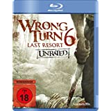 Wrong Turn 6 - Last Resort  - Unrated