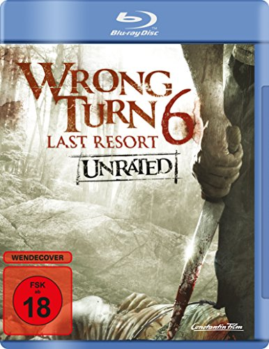 Wrong Turn 6 - Last Resort  - Unrated [Blu-ray] hier kaufen