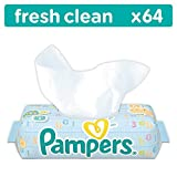 #10: Pampers Baby Wipes 64 Wipes Pack of 2