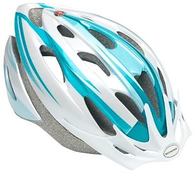 Schwinn Women's Thrasher Helmet, Light Blue by Pacific Cycle, Inc (Accessories)