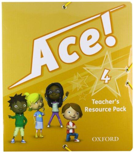 Ace! 4: Teacher's Resource Pack