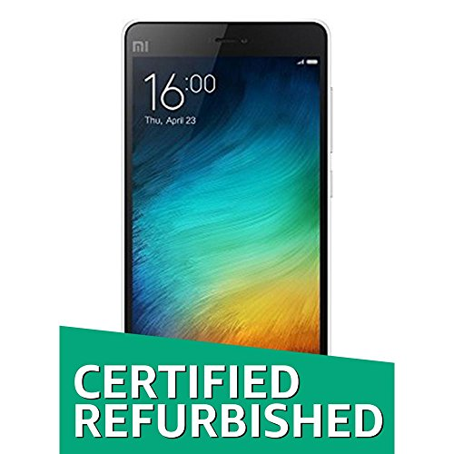 Xiaomi (Certified Refurbished) Mi 4i (White, 16GB)