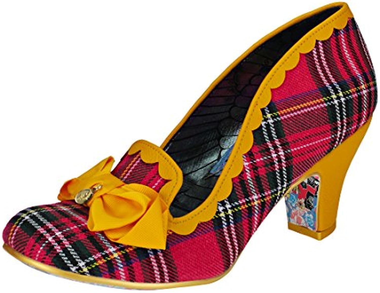 Messieurs / Dames Irregular Choice Kanjanka Kanjanka Kanjanka Femmes ChaussuresB07DY55NK2Parent Exécution exquise promotion spéciale Chaussures légères 808517