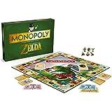 Winning Moves - Monopoly: The Legend of Zelda (967) (versión en francés)
