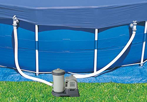 Intex Accessory Hose - Schwimmbadschlauch - Ø 38mm - 150 cm - Für Filterpumpe und Salzwassersystemen