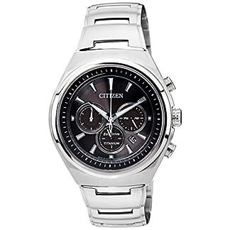 Citizen Eco-Drive Analog Black Dial Men's Watch-CA4021-51E