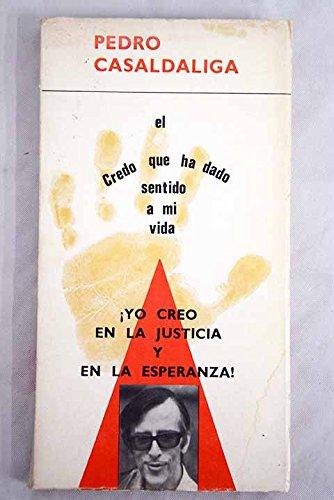Yo Creo En La Justicia Y En La Esperanza