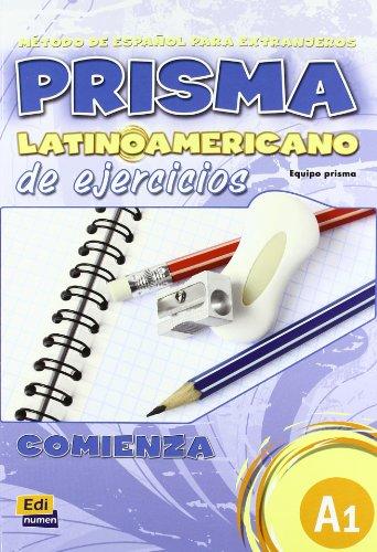 Prisma Latinoamericano A1: Exercises Book par Maria Angeles Casado Perez, Ana Martinez Sebastia, Ana Maria Romero Fernandez