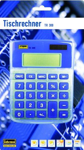 Preisvergleich Produktbild Idena 505276 - Taschenrechner TR 300, 8 stellig