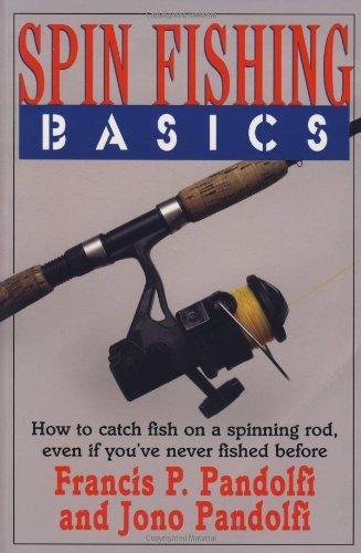 Portada del libro Spin Fishing Basics by Francis P. Pandolfi (2008-04-01)