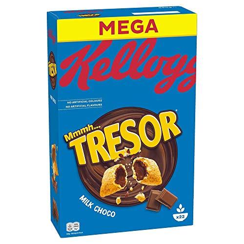 Kellogg Tresor Milk Chocolate, 1er Pack, 660 g