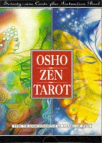 Osho Zen Tarot: The Transcendental Game of Zen (79 cards plus instruction...