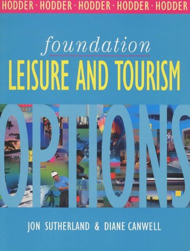 Foundation Leisure and Tourism Options (Foundation S.) por Jon Sutherland