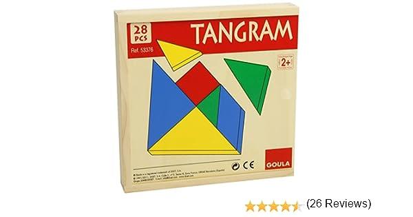 Tangram Gioco Legno Falomir 646.484