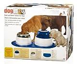 Dogit 73645 Hunde-Set bestehend aus erhöhtem Futternapf