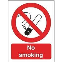 No Smoking Symbol Sign Selbstklebende Vinyl. 200 x 150mm. preisvergleich bei billige-tabletten.eu
