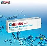 Gehwol med Nagel- und Hautschutzcreme, 15 ml