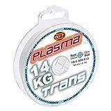 WFT KG Plasma round 150m geflochtene Schnur 0,08mm-0,36mm, Durchmesser:0.08mm, Farbe:Transparent