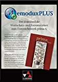 MemoDux Plus. Prima A. CD-ROM f�r Windows Vista/XP/2000: Multimedialer Wortschatz- und Formentrainer Bild