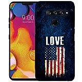 Inkmodo - Designer Hard Case for LG V50 ThinQ/LG V50 - Love